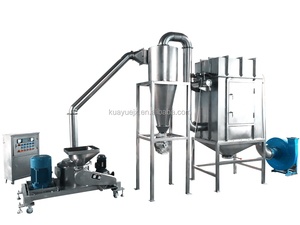 China Best Sale Cosmetic Hydroquinone Micropowder Grinding Mill