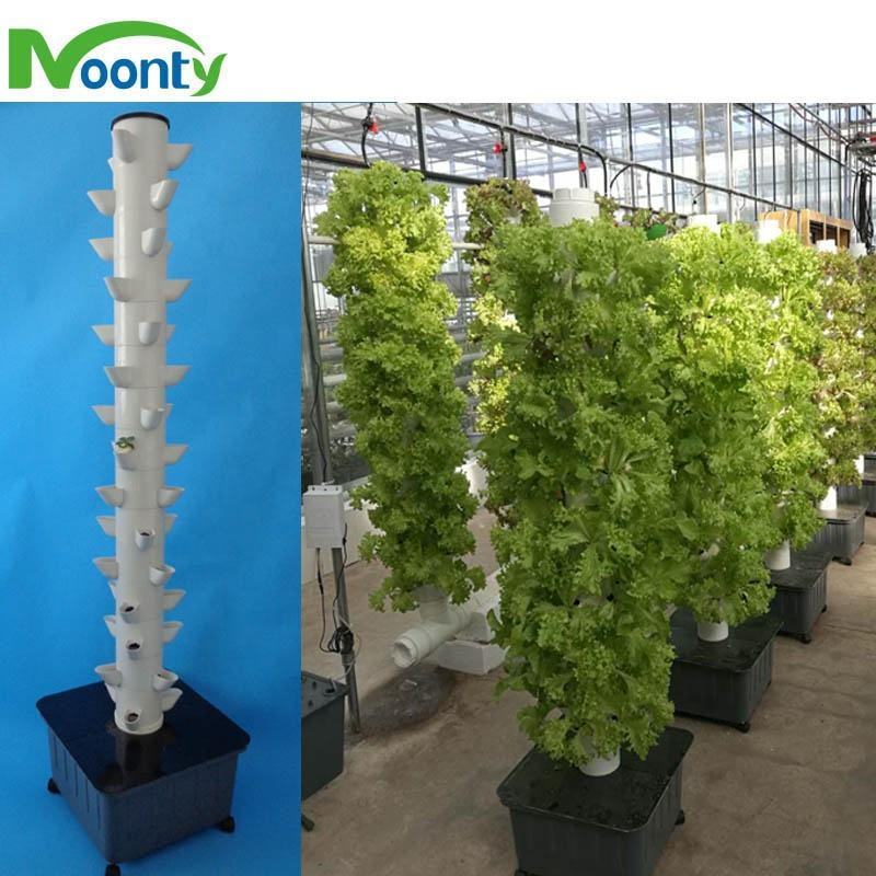 Garden Vertical Hydroponic Grow Tower System