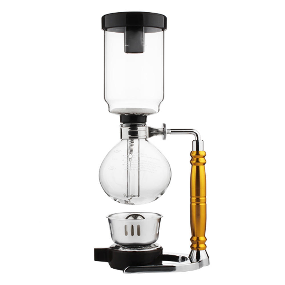 China supplier commercial new style antique balancing syphon coffee maker