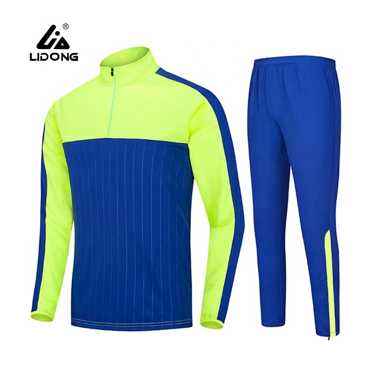 Wholesale Mens Track Suits Plain Blank Tracksuits Jogger Jacket Sweat Suits Tracksuits