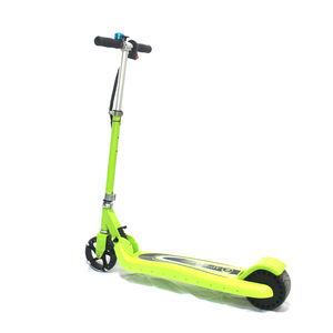 New design child 2 wheel folding kick foot scooter for kids electric scooter bike