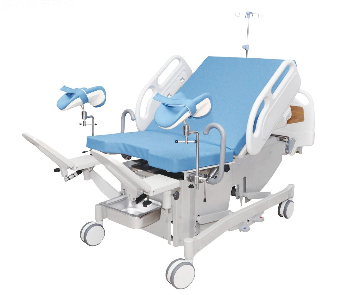 RC-FS.I The new operating table is used for gynecological surgery, surgical abortion and gynecological examination