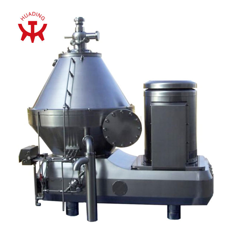 Milk Cream Separator for Milk and Whey Skimming 5000-40000L/h