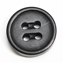 Sewing buttons for sale 4 hole natural  corozo button