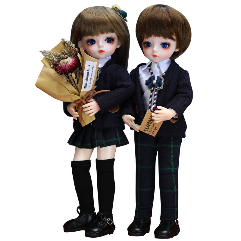 Cheap wholesale gifts for girl Doris Kemiile doll ball jointed doll 30cm bjd doll
