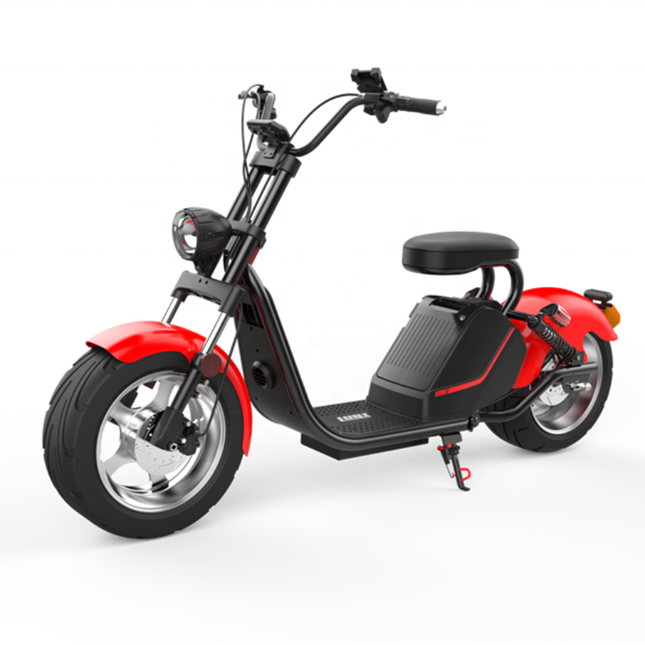 China cheap electric motorcycle 2000W Citycoco EEC COC complied in EU warehouse for the adults and teenagers