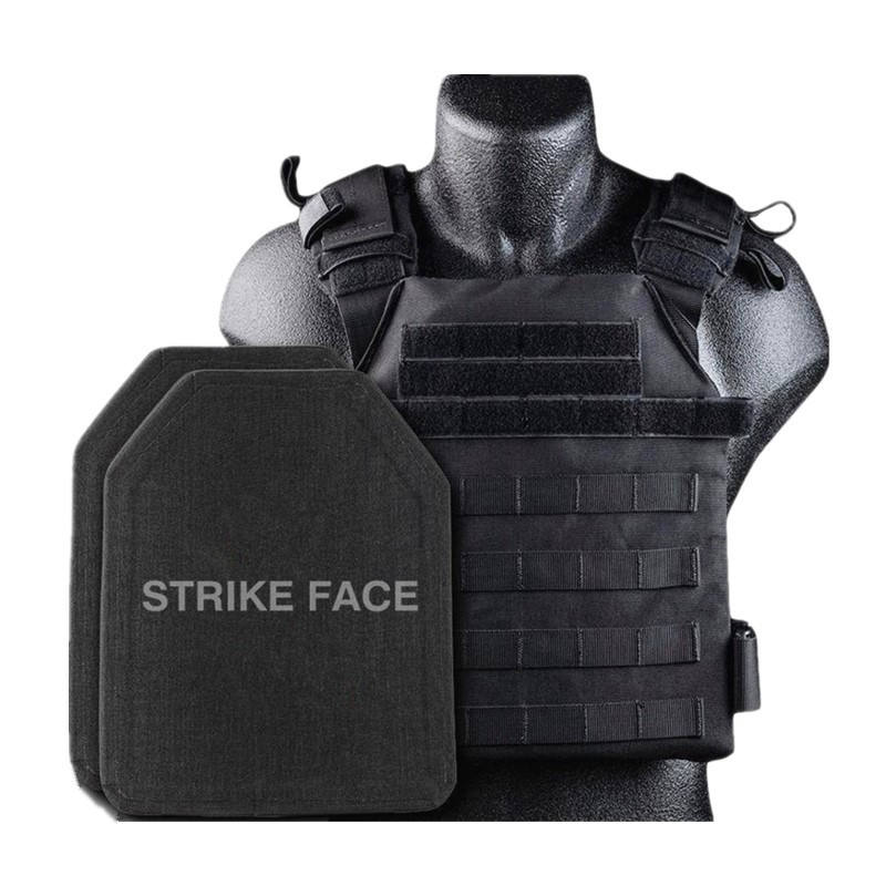 NIJ Level 4 / IV Ballistic Ceramic Plate Hard Body Armor Bulletproof Plate/Insert /Panel