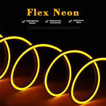 Outdoor Flexible Color Changing Led Neon Strips Light Rope