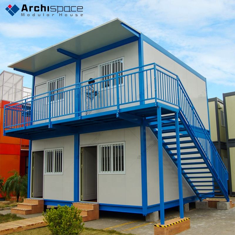 Yahgee accomdation shipping container homes prefab house prices