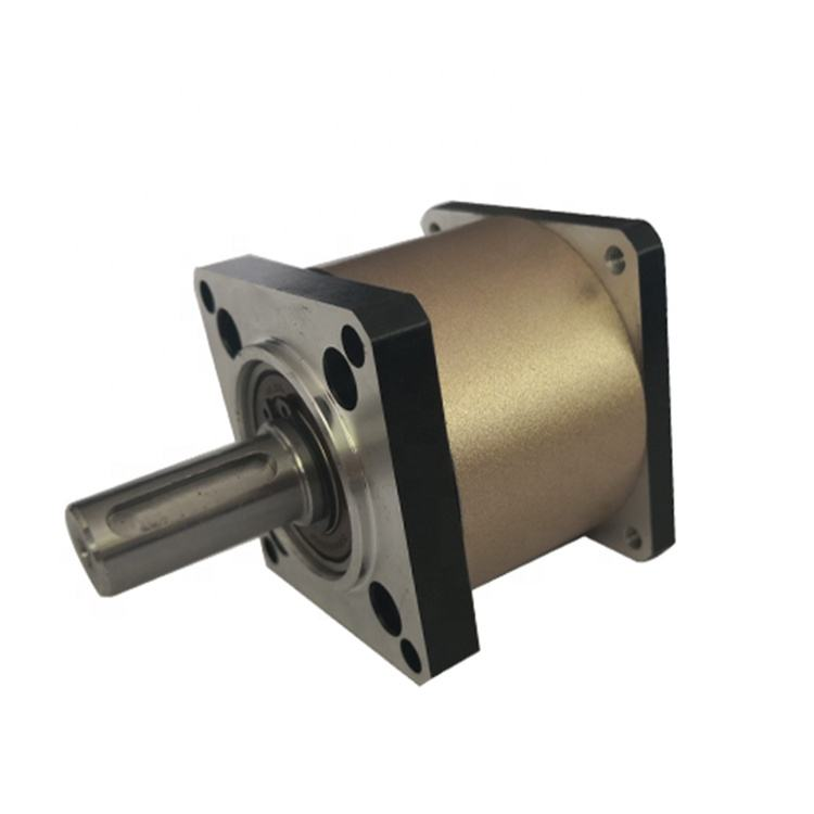 Quality Two Stage Gear Ratio 25:1 Nema 23 Stepper Motor Geared Speed Reducer Nema23 Planetary Gearbox