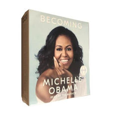 CD music Michelle Obama Becoming free shipping