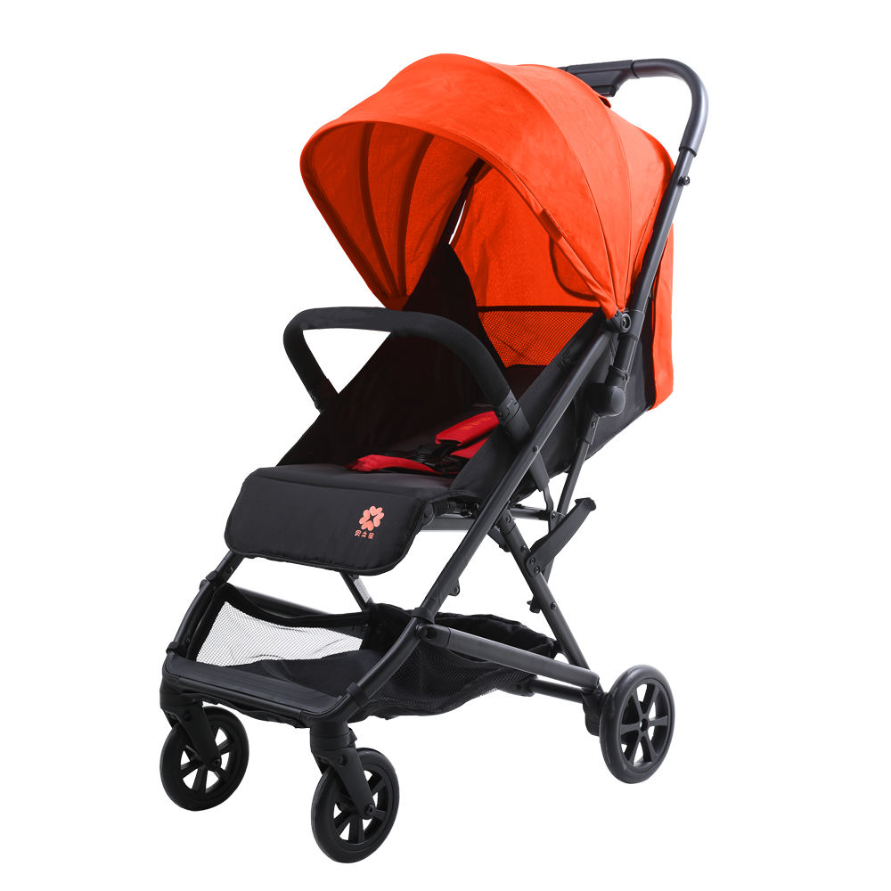 Portable Light Weight Baby Buggy Compact Cabin Size Baby Stroller Newborn Travelling Metal Pram