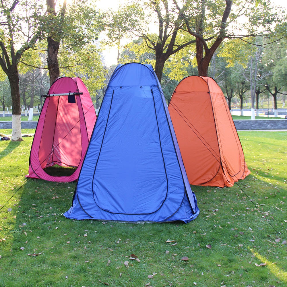 OutDoor Light Weight Colapsable Waterproof Portable Shower Tents
