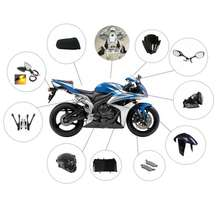 Unique Decorative Motorcycle Motorbike Motocross Parts Accessories for Honda Sport bike