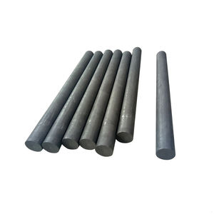 OUZHENG 6mm 8mm 10mm 15mm Durchmesser Graphit Bar Extruded Graphit Stange
