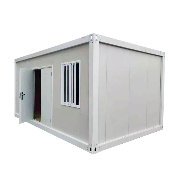 low cost Indonesia 3-story portable luxury living modular container house office