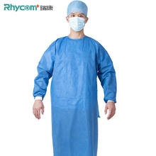 Rhycom Disposable Surgical Drapes And Gowns/Patient Surgical Gown Hospital