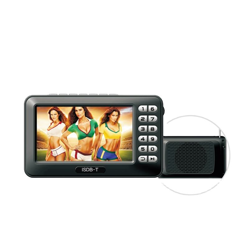 7'',9'' Mini Tv ATSC,DVB T2 Portable Tv