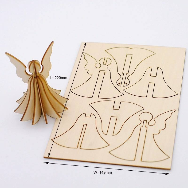 top quality 920x920x4mm CNC Plywood Basswood Plywood for Die Cutting
