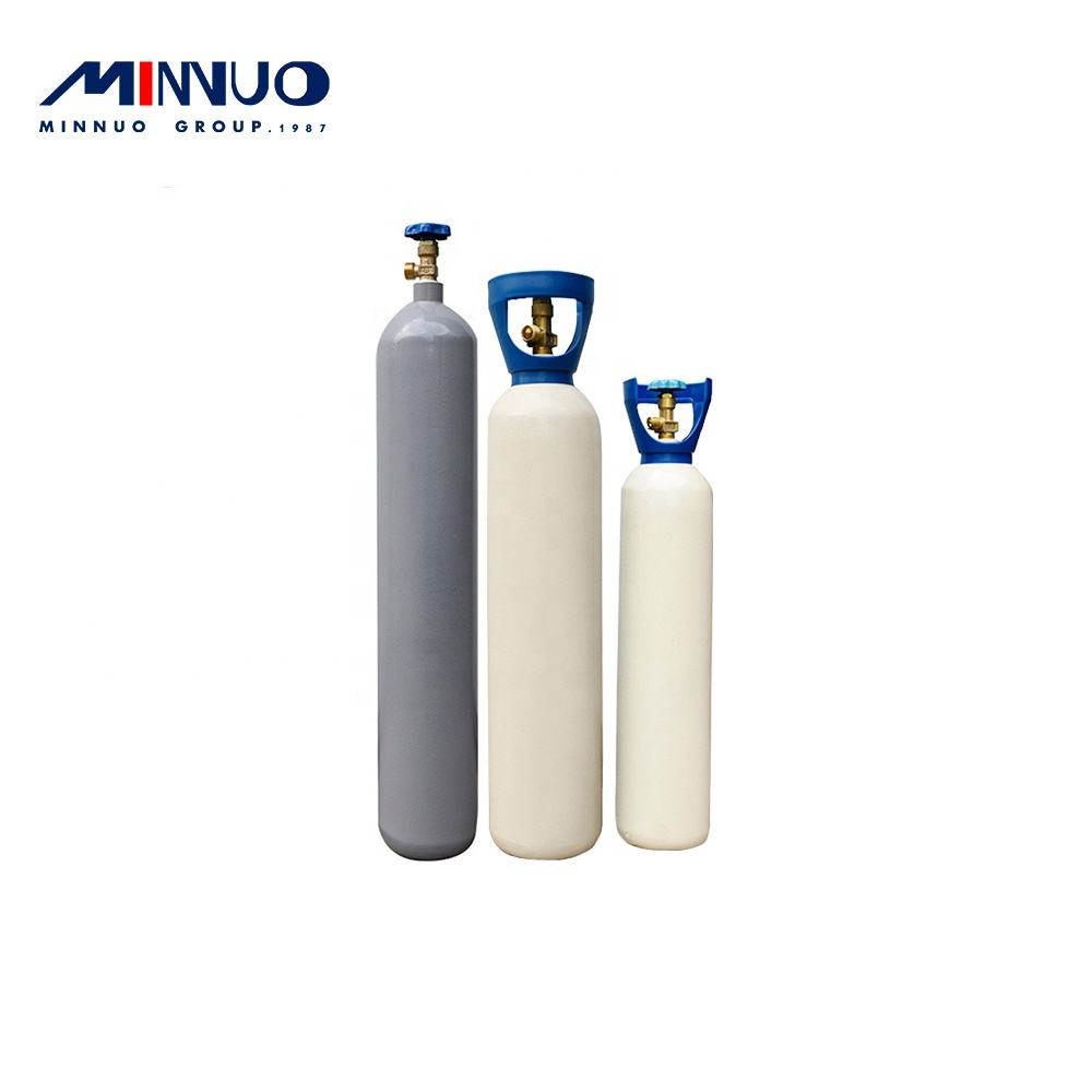 ISO CE TPED good technology durable in use material professional oxigen cylinder for South America market