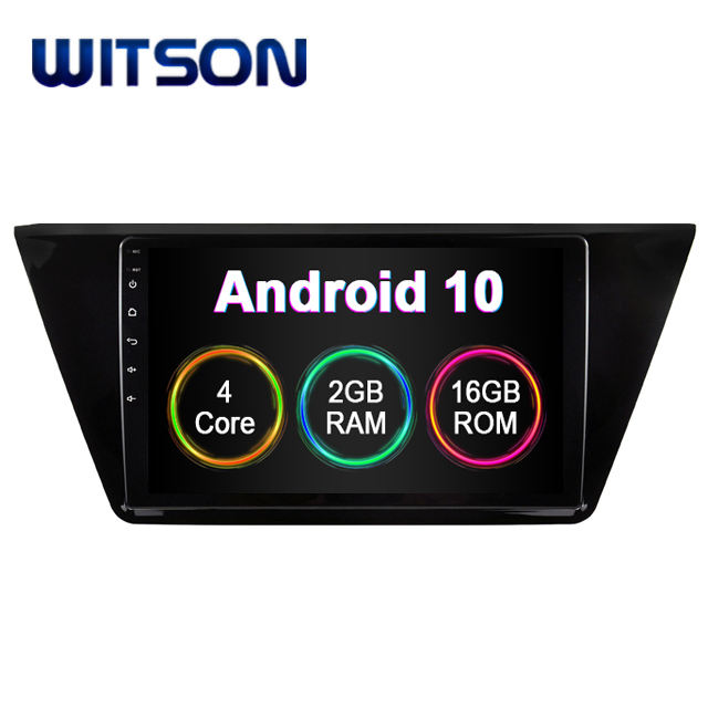 WITSON ANDROID 10 Fahrzeug GPS DVD Player Für <span class=keywords><strong>VW</strong></span> 2016 Touran <span class=keywords><strong>Auto</strong></span> DVD <span class=keywords><strong>CD</strong></span> Multimedia