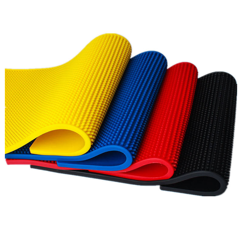 New HENNESSY Rubber Bar Rail mat Spill Guard in plastic
