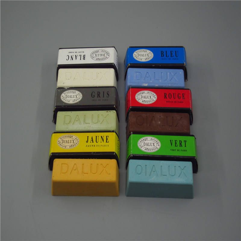 10pcs jewelry wax block,gold polishing auxiliary material, Polishing compound for metal