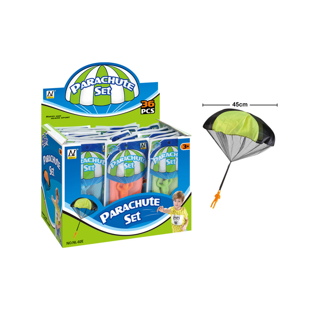 Hot Sale Promotion interessante Sport <span class=keywords><strong>Mini</strong></span> <span class=keywords><strong>Fallschirm</strong></span> Rutsche <span class=keywords><strong>Spielzeug</strong></span> für Kinder Outdoor Geschenk <span class=keywords><strong>Spielzeug</strong></span>