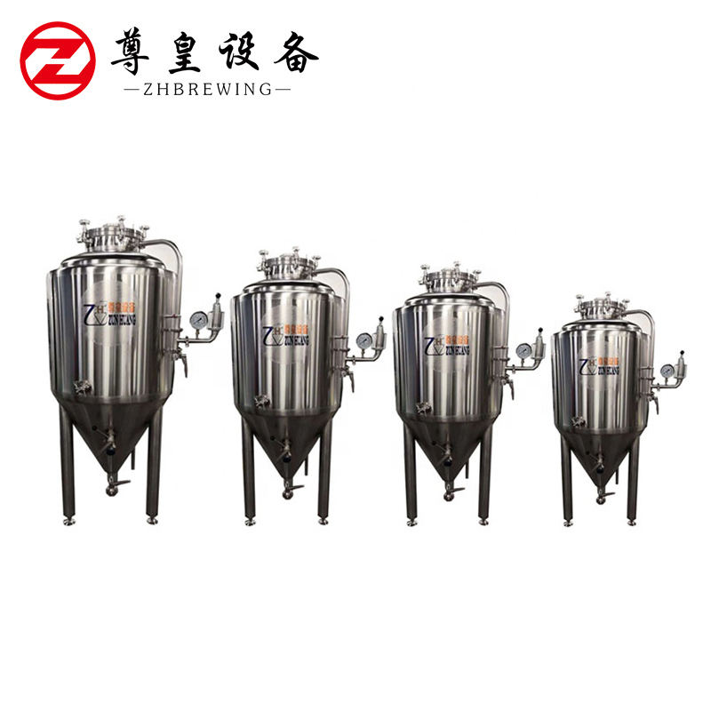 For Hotels Factory Hot Sales 500L 5HL 5BBL Per Batch Large Scale Beer Brewing Equipment Craft Beer Equipment