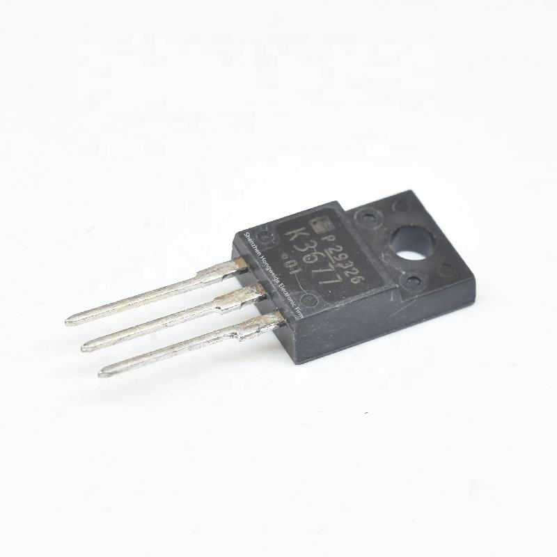 Nuevo original 2SK3677-01MR K3677 700V 12A 2,16 W to-220F Canal n mosfet transistor mosfet, Canal n