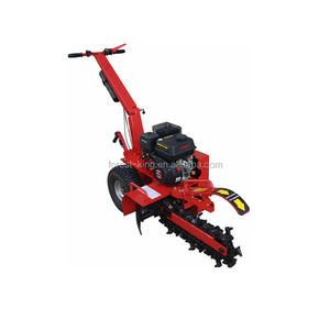 Trencher wolkหลัง/Towable trencher/MINIโหลดtrencher