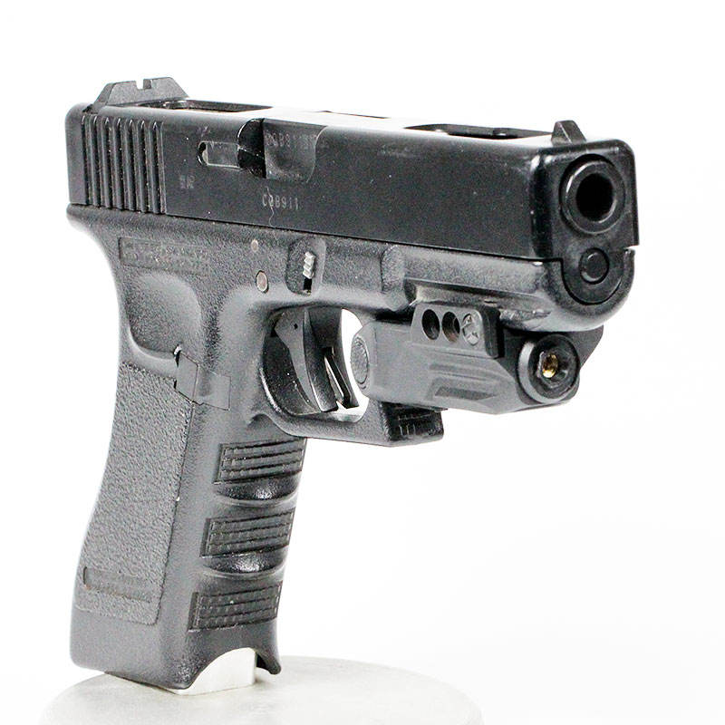 Laserspeed New Small 5mw Green Laser Sight for Pistol