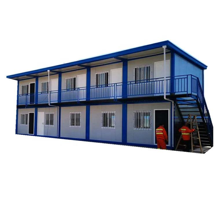 Edificio Modular portátil 20ft envío Oficina contenedor para la venta