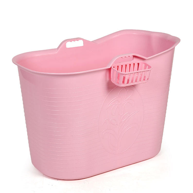 92*51cm*63 plastic showertub plastic bath tub plastic bath bucket for adults