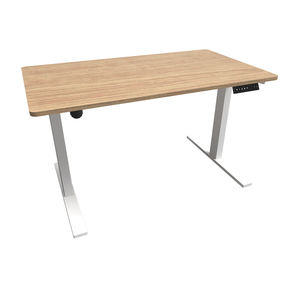 Metal Frame Office Height Adjustable Computer Desk Legs