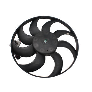 6Q0959455 Plastic Blade Fan Electric Radiator Cooling Slim Fans For vw POLO