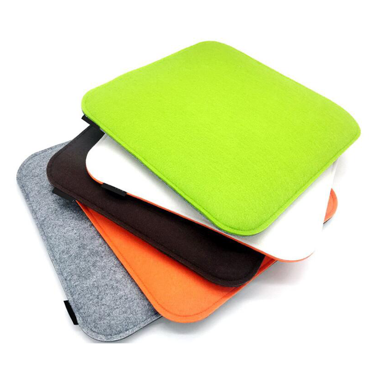 New type comfort seat cushion felt cushion seat chair pad seat cushion