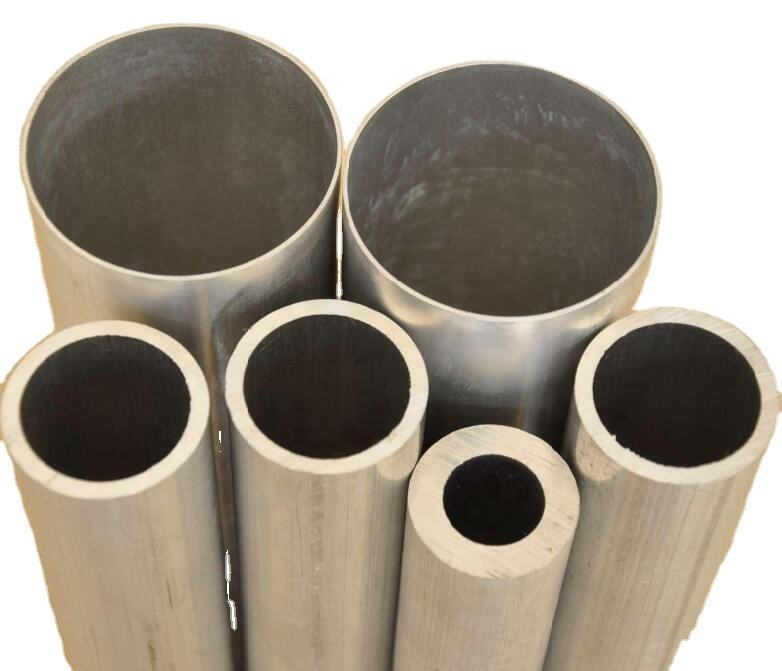 seamless extruded 250 mm diameter round aluminum pipes 6061 t6