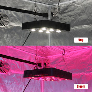 Ideagrow 2020 new led grow light led grow cob red uv ir full spectrum for indoor plants growing