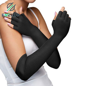 Enerup China Black Fitness Other Copper Infused Sports Gym Compression Long Anti Arthritis Work Lifting Gloves for Relief Pain