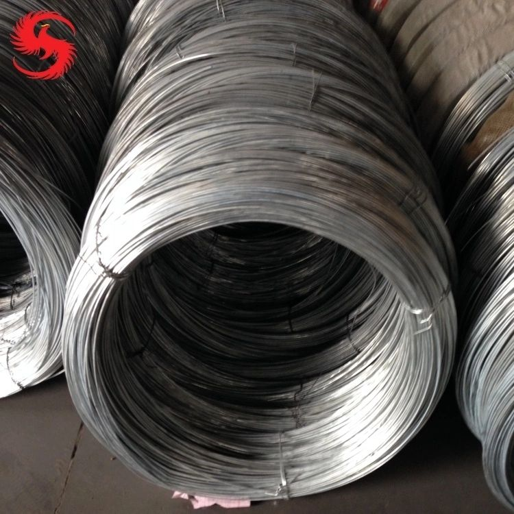 tangshan hot dipped galvanized steel wire factory ! q195 q235 12/ 16/ 18 gauge electro galvanized gi iron binding wire
