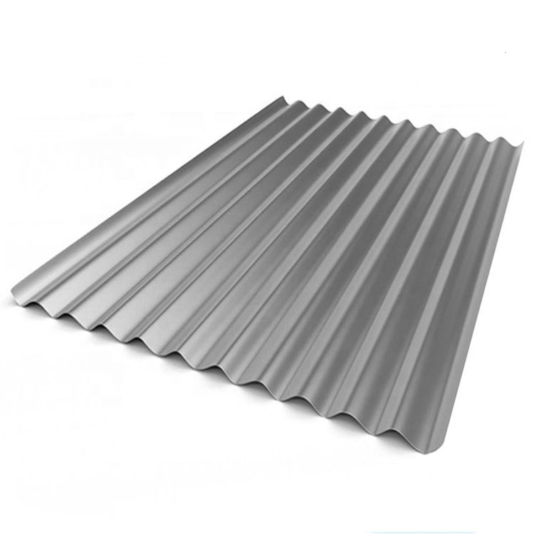 Short Delivery Time Galvanized Steel Plate As Per DIN 17102 For Roofing