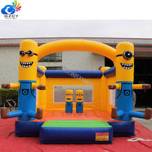 Indoor inflatable air jumper/kids indoor playground for sale