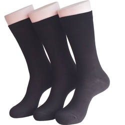 Manufacturers wholesale Comfortable bamboo fiber man  socks