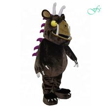 Gruffalo cartoon costumes, Gruffalo book character costumes