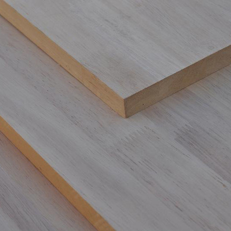 Rubber wood finger jointed board solid wood board for furniture