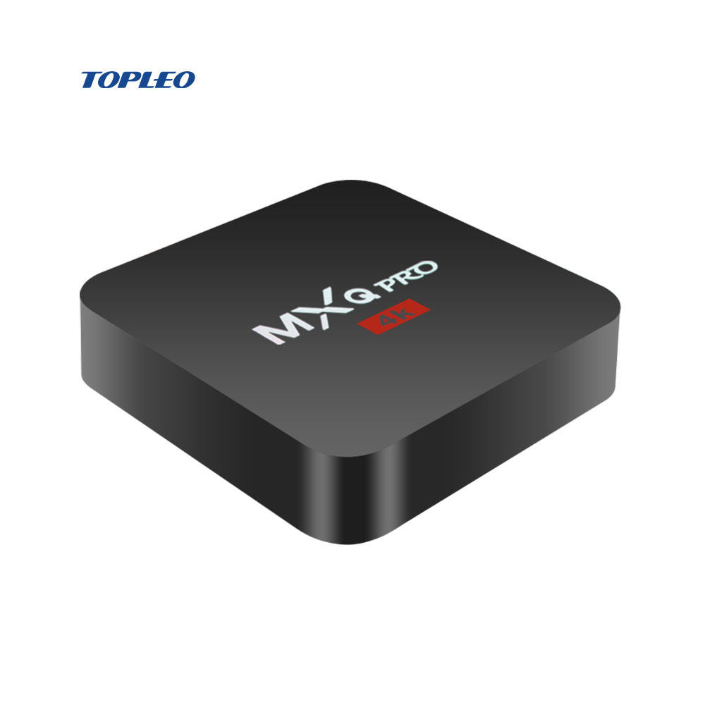 Professional design <span class=keywords><strong>Allwinner</strong></span> H3 Amlogic S905W 2GB 16GB mxq pro mini 4k android 7.1 tv box
