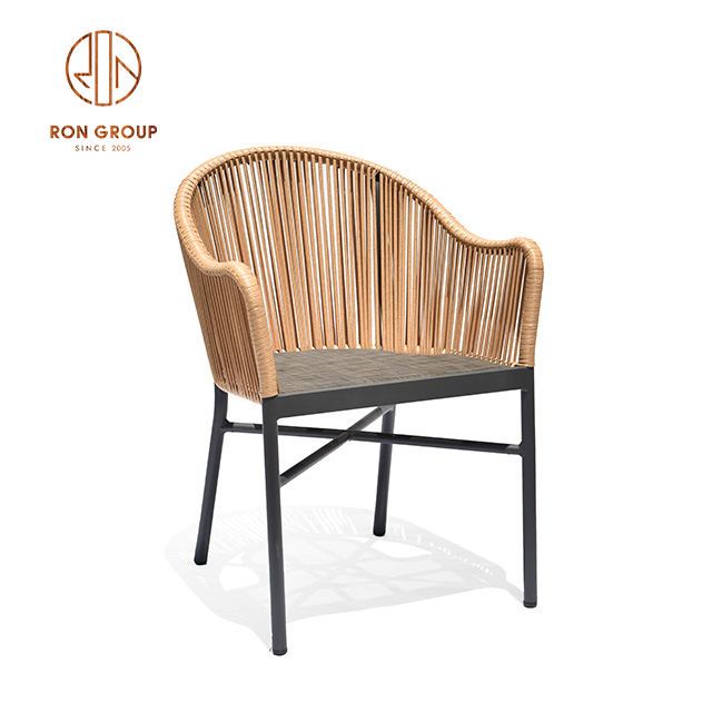 outdoor furniture indonesia rattan garden chair cafe chairs