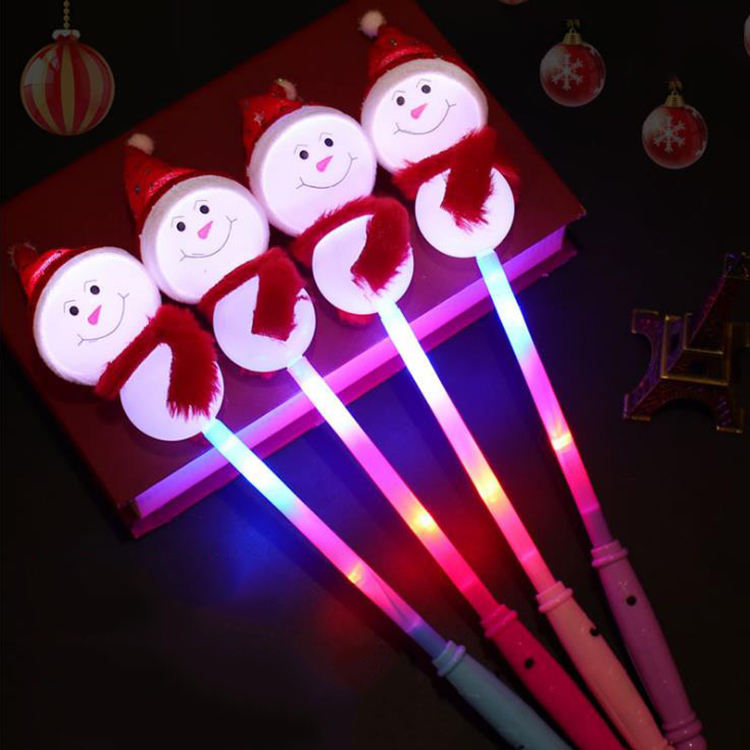 Kerst glow light stick concert party glowstick led gloeiende stok