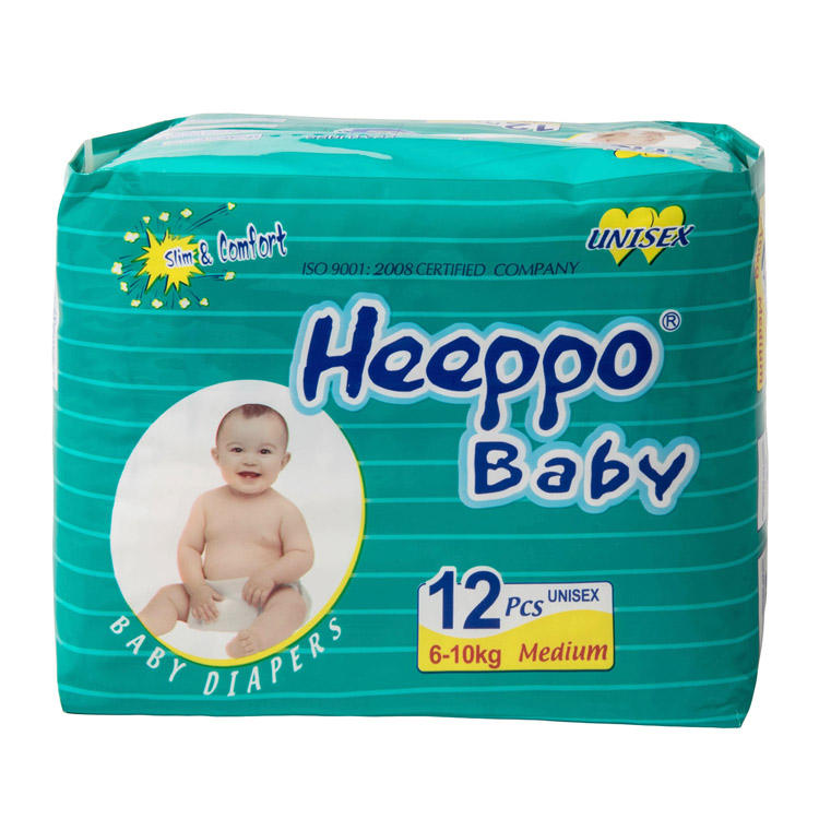 The newest hot products cheap price oem factory disposable baby diapers made in china